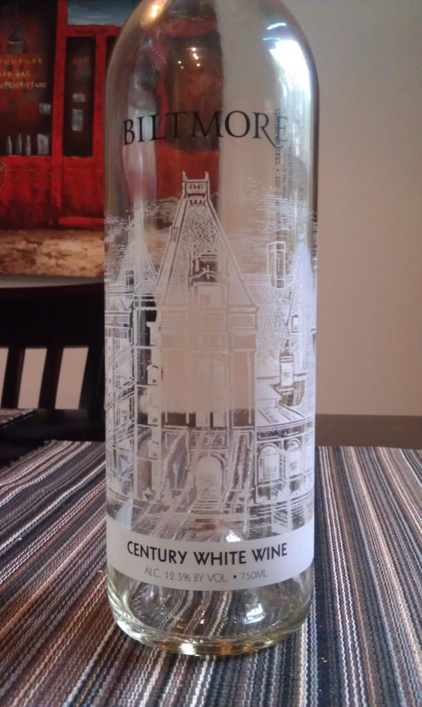 Biltmore Century White Wine NV