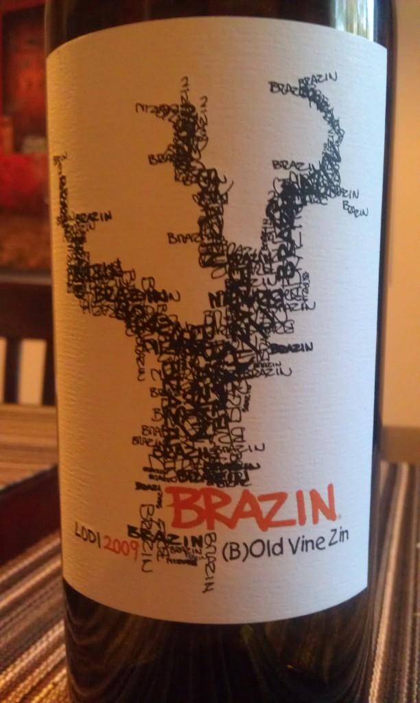 2009 Brazin Old Vine Zinfandel