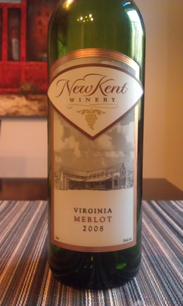 2008 New Kent Winery Merlot