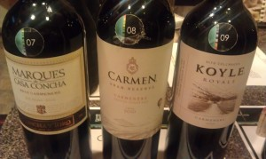 Chilean Carmenere
