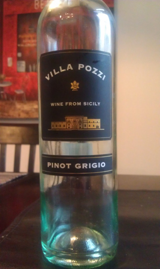Villa Pozzi Pinot Grigio