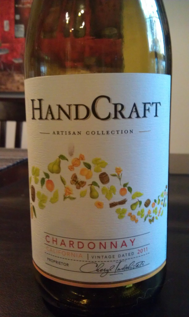 2011 Handcraft Chardonnay