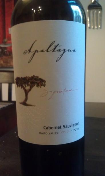2010 Apaltagua Cabernet Sauvignon