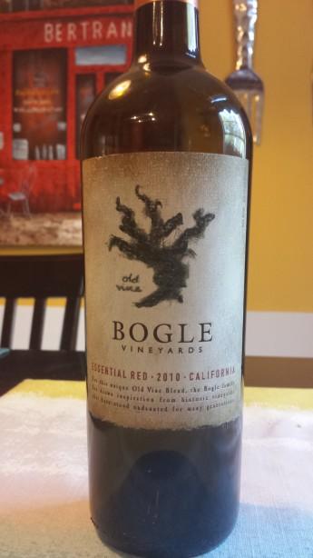 2010 Bogle Vineyards Essential Red
