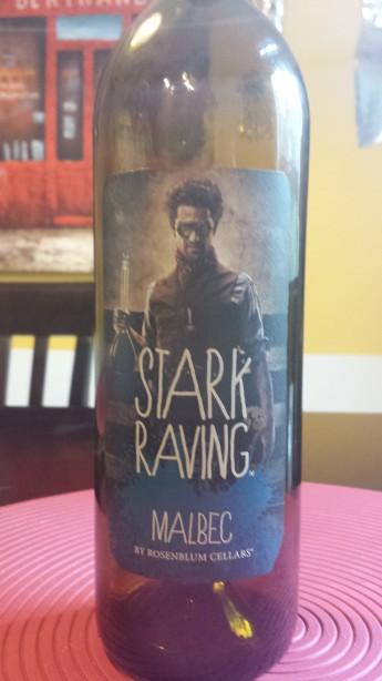 Stark Raving Malbec