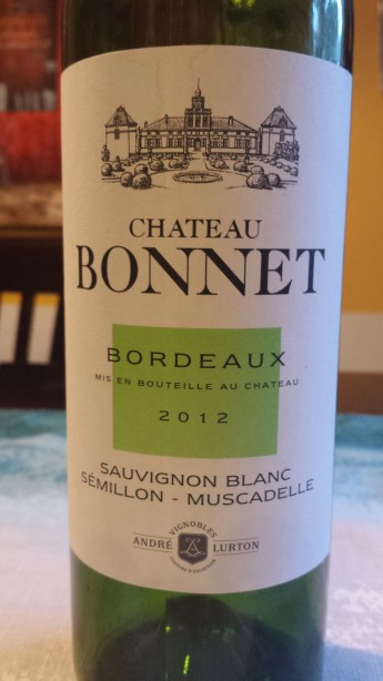 2012 Chateau Bonnet Blanc