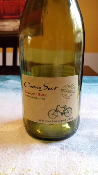 2012 Cono Sur Sauvignon Blanc