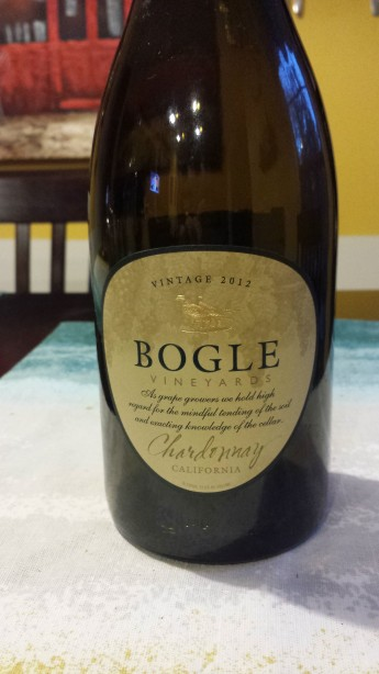 2012 Bogle Vineyards Chardonnay