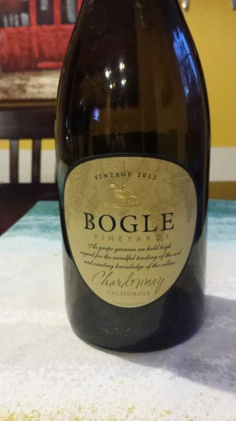 2012 Bogle Vineyards Chardonnay