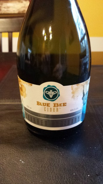 Blue Bee Cider Charred Ordinary