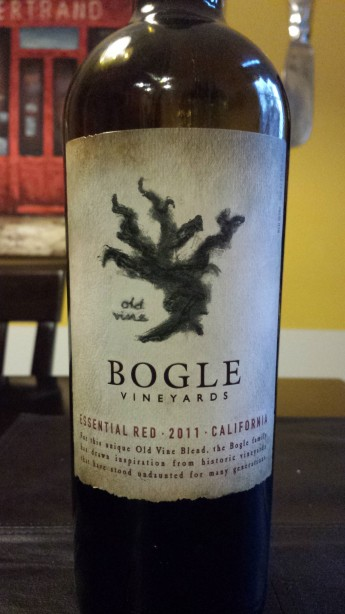 2011 Bogle VIneyards Essential Red