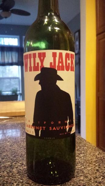 2011 Wily Jack Cabernet Sauvignon