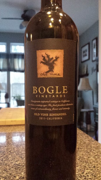 2011 Bogle Vineyards Old Vine Zinfandel