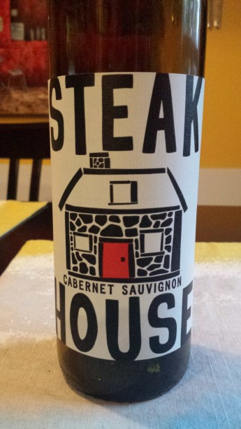2010 Steak House Cabernet Sauvignon
