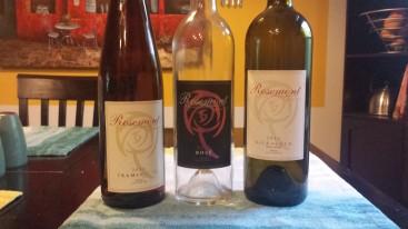 Rosemont Vineyards Tasting