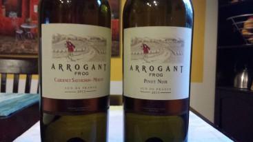 2013 Arrogant Frog Reds