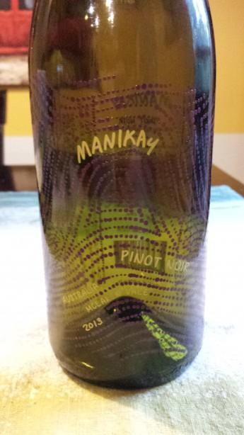 2013 Manikay Pinot Noir