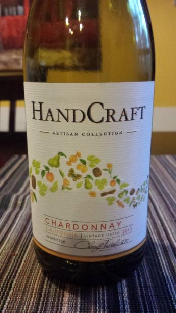 2013 Handcraft Chardonnay