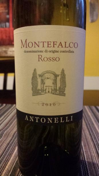 2010 Antonelli Montefalco Rosso