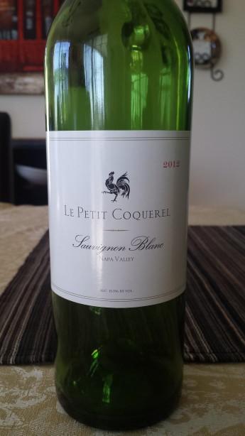 2012 Le Petit Coquerel Sauvignon Blanc