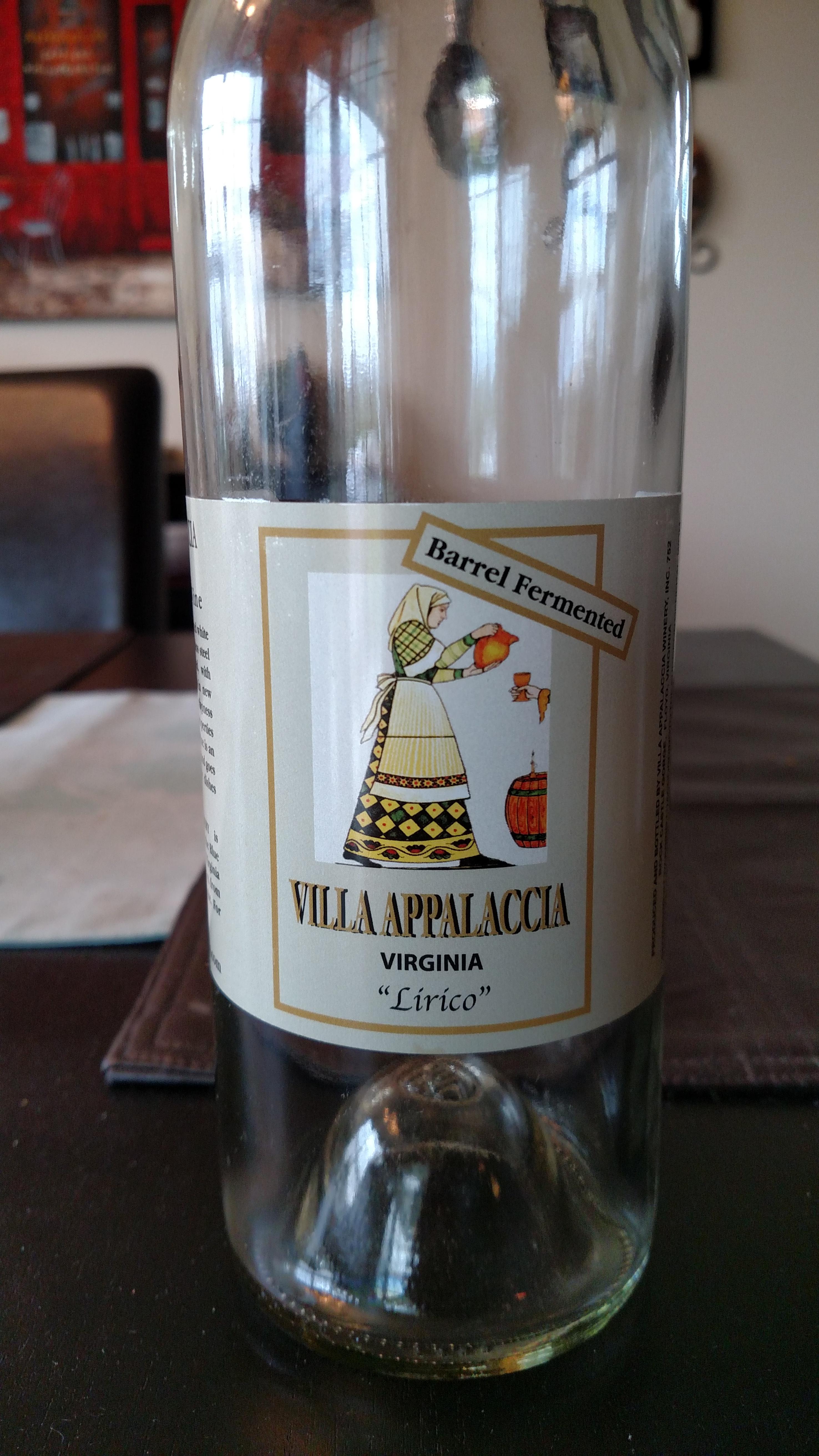 Villa Appalaccia Lirico