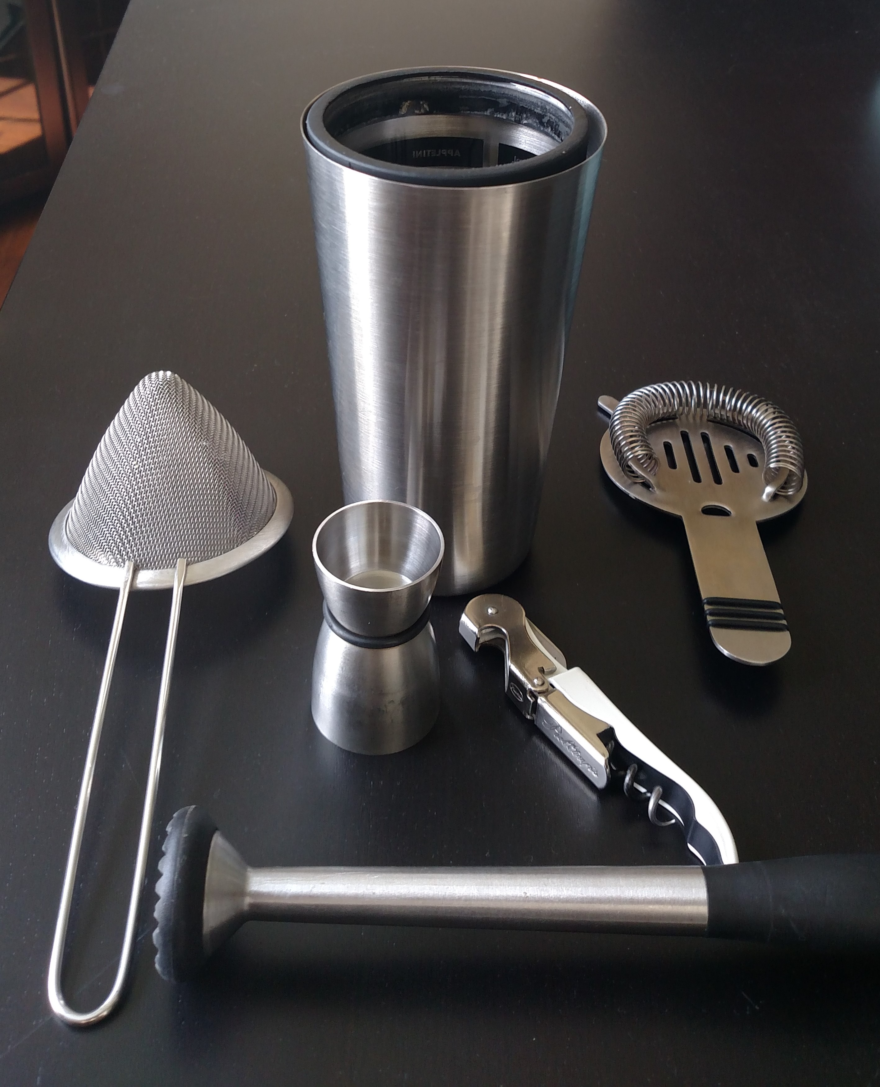 Home Bar Tools