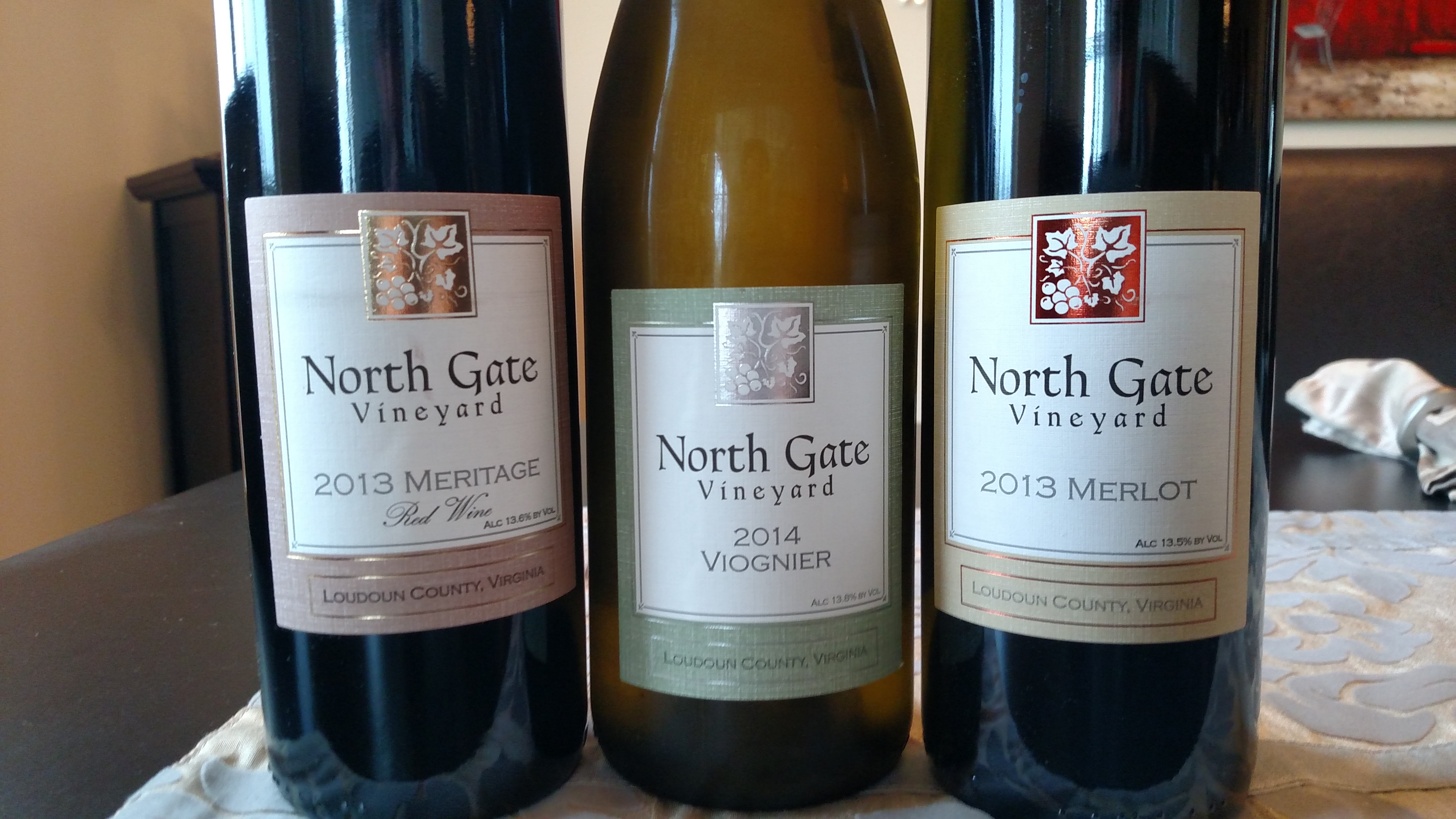 North Gate Vineyard VA Wine Chat