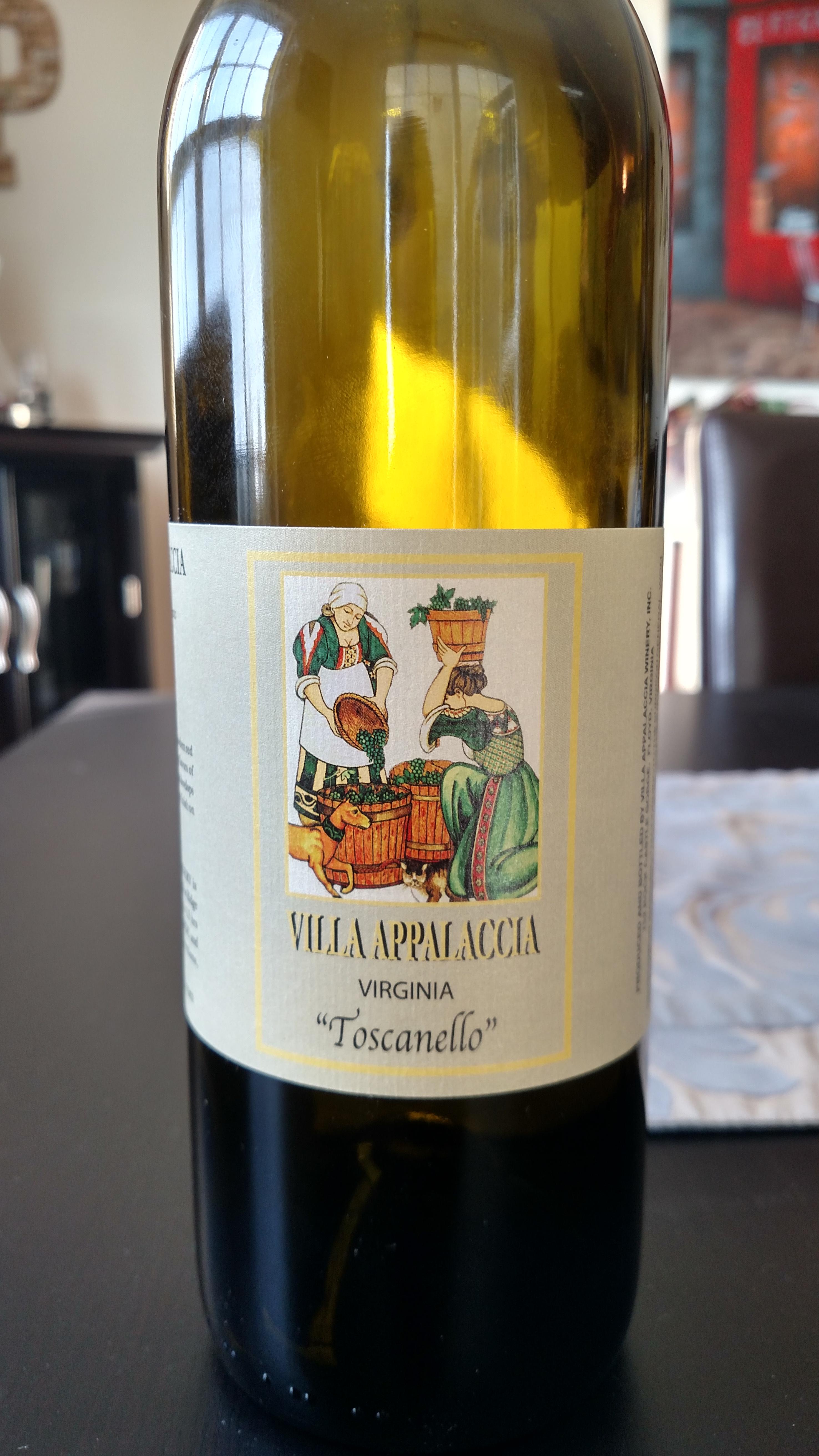 2010 Villa Appalaccia Toscanello