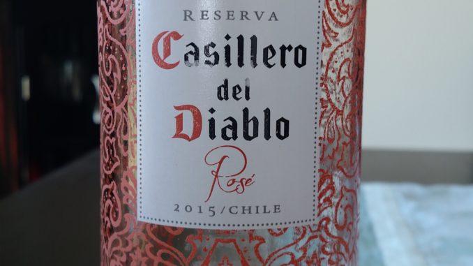 2015 Casillero del Diablo Rose'