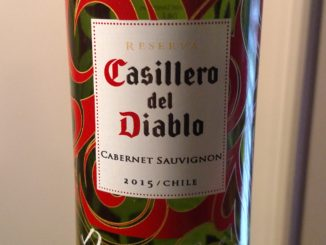 Image of the bottle for the 2015 Concha y Toro Casillero del Diablo Reserva Cabernet Sauvignon