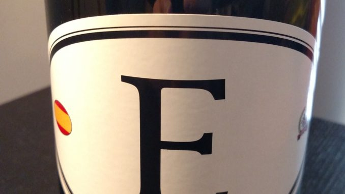 Picture of a bottle of Locations Wine E4 Spanish Red Wine