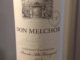 Picture of a bottle of 2013 Don Melchor Cabernet Sauvignon