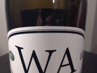 Picture of a bottle of Locations Wine WA4