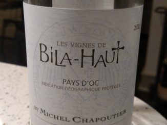 Photo of a bottle of 2016 Michel Chapoutier Les Vignes de Bila-Haut Pays d'Oc Rose'