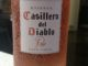 Picture of a bottle of 2016 Casillero del Diablo Rose'