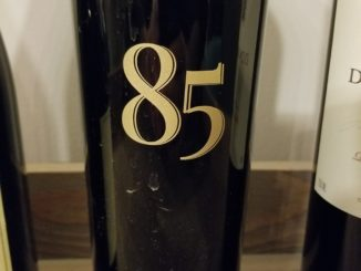 Image of a bottle of Parducci Winery 85th Anniversary