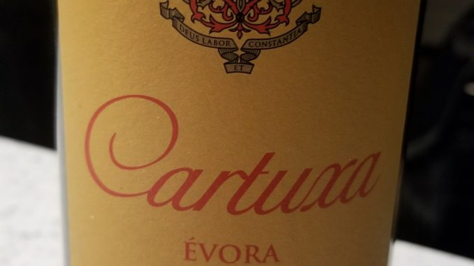 Image of a bottle of 2013 Cartuxa