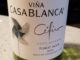 Image of a bottle of 2016 Vina Casablanca Cefiro Reserva Pinot Noir