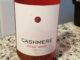 Image of a bottle of 2017 Cashmere Rose'