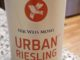 Image of a bottle of 2017 Urban Riesling