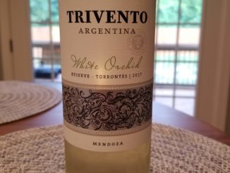 2017 Trivento White Orchid