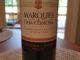 Image of a bottle of 2016 Marques de Casa Concha Cabernet Sauvignon