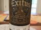 Image of a bottle of 2016 Exitus Red Wine