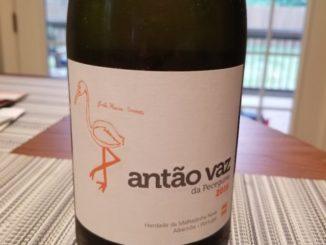 Image of a bottle of 2016 Malhadinha Antao Vaz da Pecaguina