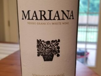 Image of a bottle of 2017 Herdade do Rocim Mariana Blanco