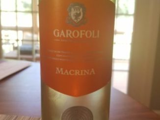 "Image of a bottle of 2018 Garofoli ""Macrina"" Verdicchio"
