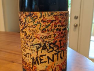 Image of a bottle of 2017 Pasqua Romeo & Juliet Passione Sentimento Rosso