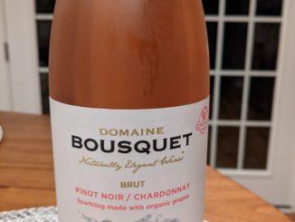NV Domaine Bousquet Sparkling Rose' Brut